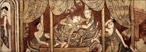 История тайского массажа