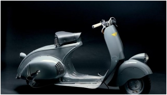 скутер как мотоцикл