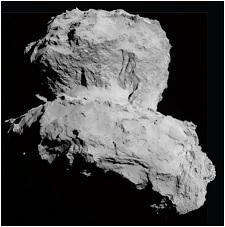 комета 67Р