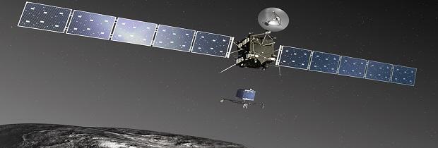посадка на комету
