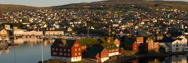 природа Фарерских островов