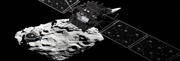 жизнь на комете