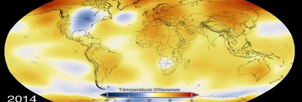 самый жаркий год