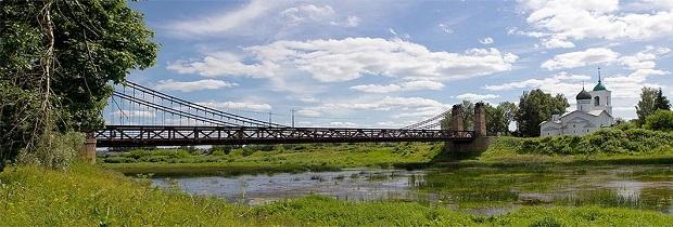 Путешествие по Псковской области