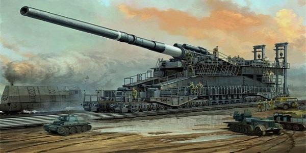 оружие в войнах