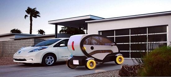 авто для будущего города