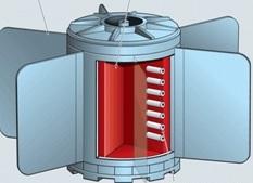 ядерная энергетика в космосе