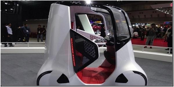 современные неавтомобиль