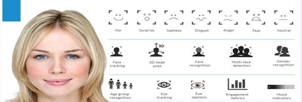 определение эмоций