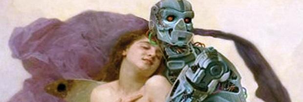 робот с эмоциями