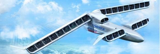 гибридный самолет