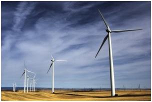 ветра энергия