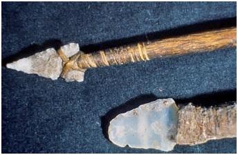 Первое оружие древнего человека