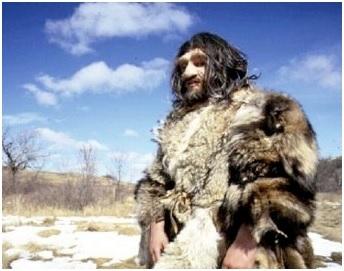 Первая одежда человека