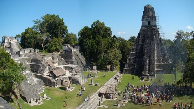 майа цивилизация