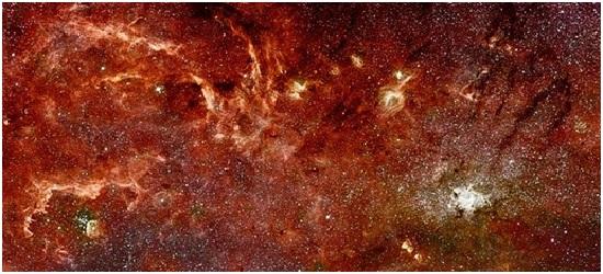 свет вселенной