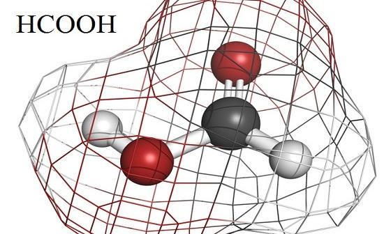 муравьиная кислота формула
