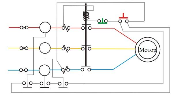 устройство плавного пуска электродвигателя