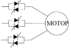 плавный пуск электродвигателя