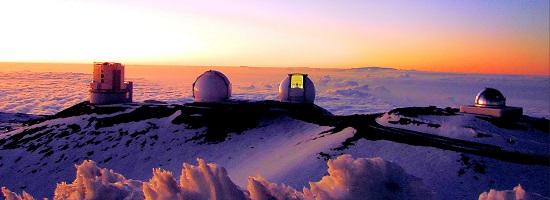 обсерватория Мауна-Лоа