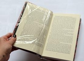 как ухаживать за книгами