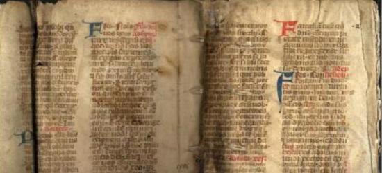 древний пергамент