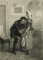 Лаэннека посещает пациентка