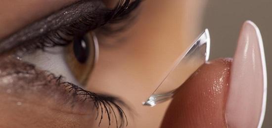 Из чего сделаны контактные линзы