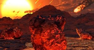 происхождение метеоритов