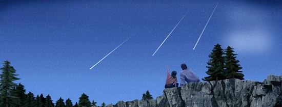 метеориты падающие на землю