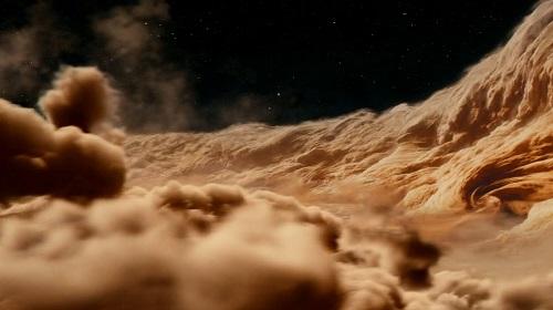 с юпитера и сатурна