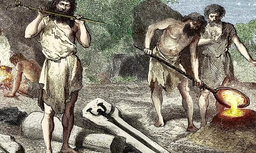 история производства железа