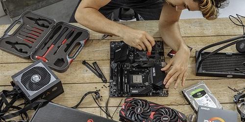 собрать компьютер самому