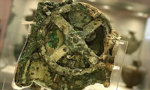 анкитерский механизм