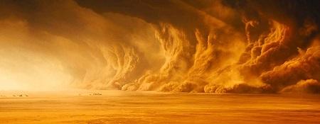 ветер на Марсе