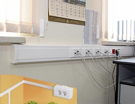сеть в офисе