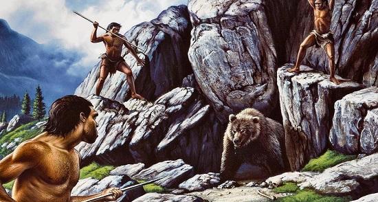 гибель пещерных медведей