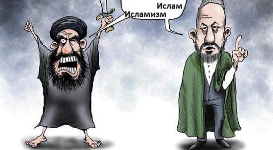 ислам и исламизм