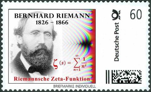 математик Риманн