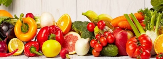 Пищевая ценность фруктов и овощей