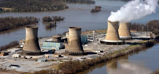 Принцип работы атомной электростанции