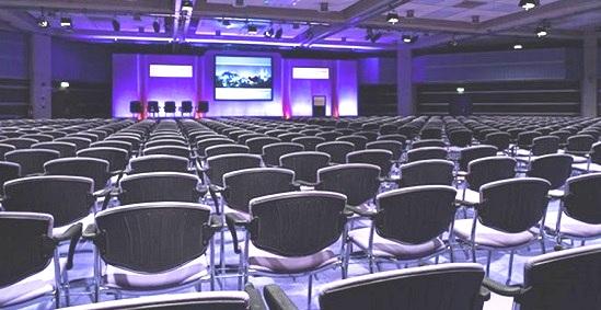 Проектирование конференц-зала