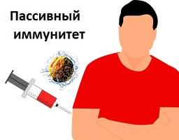 Активный и пассивный иммунитет
