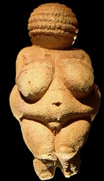 древняя статуэтка венера